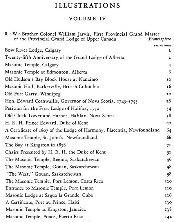 History of Freemasonry Throughout the World V4 5