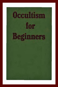 DOWER Occultism for Beginners