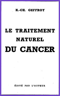 Le Traitement Naturel du Cancer