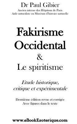 Fakirisme Occidental