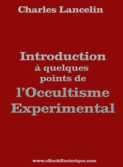 l'Occultisme Experimental
