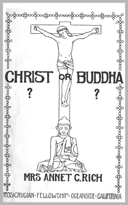 RICH-Christ or Buddha