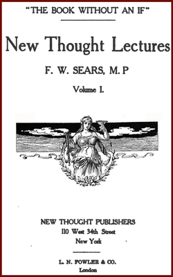 SEARS - New Thought Lectures