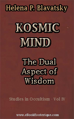 BLAVATSKY-Kosmic-Mind