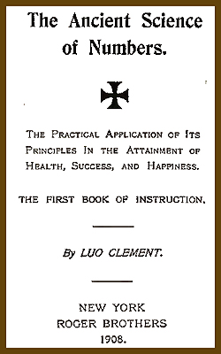 CLEMENT - The Ancient Science of Numbers
