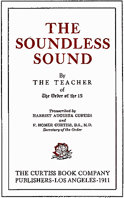 CURTISS - The Soundless Sound