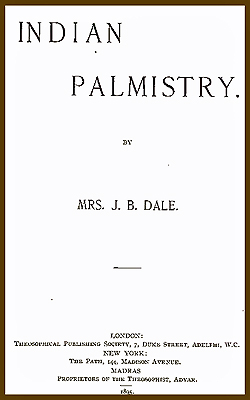 DALE - Indian Palmistry