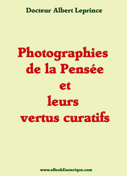 Photographies de la Pensée