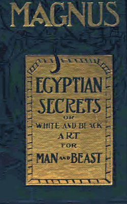 MAGNUS-Egyptian Secrets