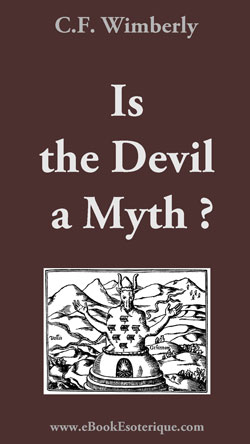 WIMBERLY-Is the Devil a Myth ?