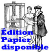 edition papier disponible